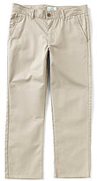 Class Club Big Boys 8-20 Husky-Fit Twill Pants