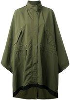 Moncler Pissenlit cape coat - women - Polyester - 0