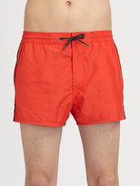 Marc by Marc Jacobs Solid Swim Trunks