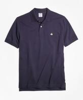Brooks Brothers Slim Fit Supima Cotton Performance Polo Shirt-Basic Colors