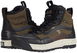 Vans UltraRangetm EXO Hi MTE GORE-TEX(r) DW (Brown/Black) Athletic Shoes
