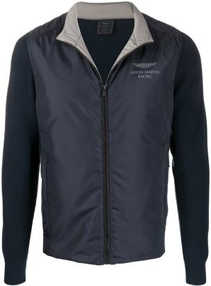 Hackett x Aston Martin Racing Hybrid jacket