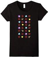 Women's Novelty T-Shirt Soft Touch Small