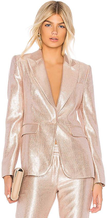 Rachel Zoe Debra Sequin Jacket