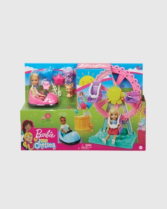 Barbie Girl's Pink Playsets - Chelsea Deluxe Playset - Size One Size at The Iconic