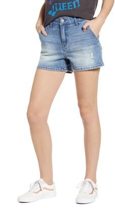 Prosperity Denim Trouser Pocket Denim Shorts