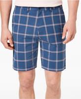 "Tommy Hilfiger Men's Windowpane 9"" Shorts"