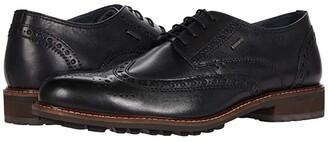 Josef Seibel Jasper 53 (Black) Men's Shoes