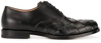 Bottega Veneta Intrecciato Varenne derby shoes