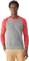 Alternative Champ Color-Block Eco-Fleece Sweatshirt