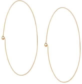 Chicco Zoë 14kt gold hoops