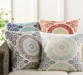 Pottery Barn Leona Medallion Indoor/Outdoor Pillow