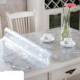 qazwsx Pv table loth/[waterproof],anti-oil tableloth/[soft glass]/table loth/rystal plate