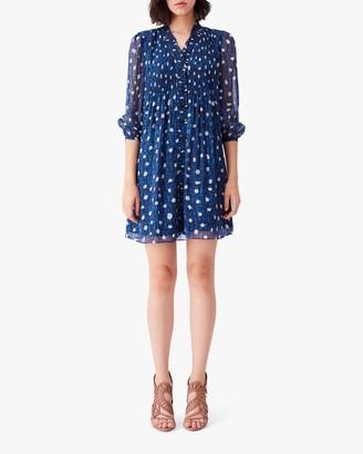 Diane von Furstenberg Layla Mini Dress