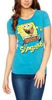 Logoshirt V Spongebob - Jumping Logo Women's T-Shirt