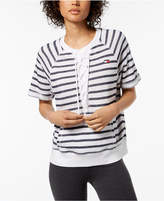 Tommy Hilfiger Lace-Up Top, Created for Macy's