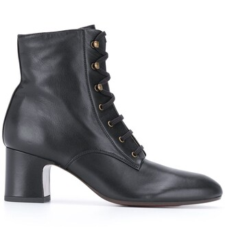 Chie Mihara Nako lace-up ankle boots