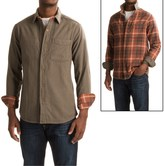 Royal Robbins Double Back Overshirt - Cotton, Reversible, Long Sleeve (For Men)