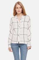 Vince Camuto Two by Print Utility Shirt (Regular & Petite)