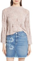 Rebecca Taylor Women's Summer Ribbon Sweater