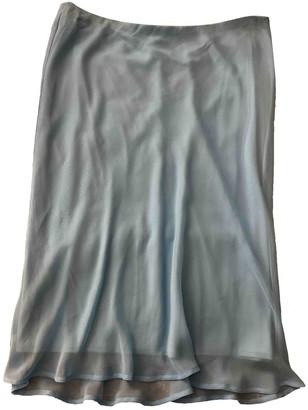 La Perla Turquoise Skirt for Women Vintage