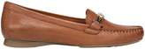 Naturalizer Saturday Saddle Tan Loafer