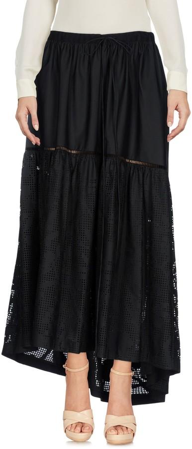 Veronique Branquinho 3/4 length skirts - Item 35344918WG