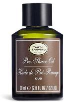 The Art of Shaving Oud Pre-Shave Oil, 2 oz.