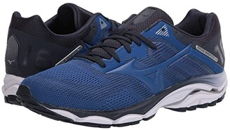 Mizuno Wave Inspire 16 (True Blue) Men's Running Shoes