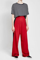 Golden Goose Deluxe Brand Wide-Leg Track Pants