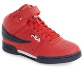 Fila Boy's F-13 High Top Sneaker