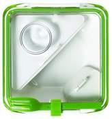 """Black + Blum Box Appetit – Lime – 7.48""""L x 7.48""""W x 2.17""""H"""