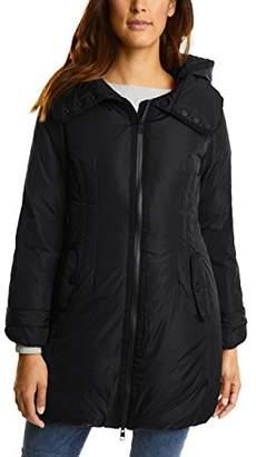 Street One Women's OJP_Long Shaped Down Jacket Coat,(Size: 40)