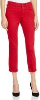 NYDJ Rachel Roll Cuff Jeans in Radiant Ruby - Bloomingdale's Exclusive