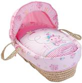 Clair De Lune Lottie And Squeek Palm Moses Baskets