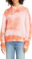 Roseanna Crop Mohair Blend Sweater