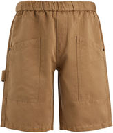 Linen Cotton Angus Shorts