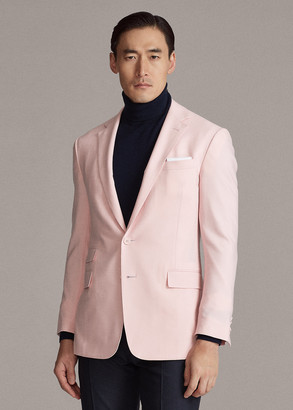 Ralph Lauren Kent Handmade Cashmere-Blend Sport Coat