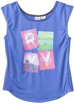 Roxy Girls' Active Overcast Tee (7yrs16yrs) - 8132827
