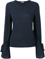 P.A.R.O.S.H. classic knitted sweater - women - Wool - S