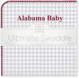 Swaddle Designs Ultimate Swaddle Blanket, Made in USA, Premium Cotton Flannel, University of Alabama, Alabama Baby