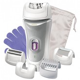 Remington Smooth & Silky Cordless Epilator 1 Kit