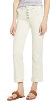 Lucky Brand Bridgette High Waist Crop Jeans