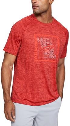 Under Armour Men's UA Tech Graphic Short Sleeve T-Shirt