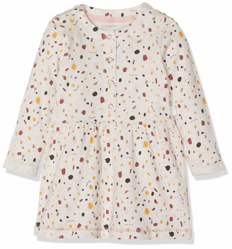 Noppies Baby Girls' G Dress Ls Conneaut AOP