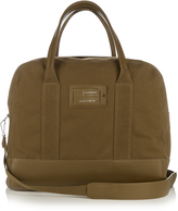 Balenciaga Water-repellent cotton-canvas weekend bag