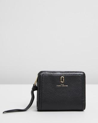 Marc Jacobs Mini Logo Compact Wallet