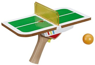 Hasbro Games Tiny Pong Solo Table Tennis Electronic Game
