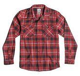 Quiksilver NEW QUIKSILVERTM Boys 8-16 Hackerby Long Sleeve Shirt Boys Teens Tops