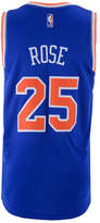 adidas Derrick Rose New York Knicks New Swingman Jersey, Big Boys (8-20)